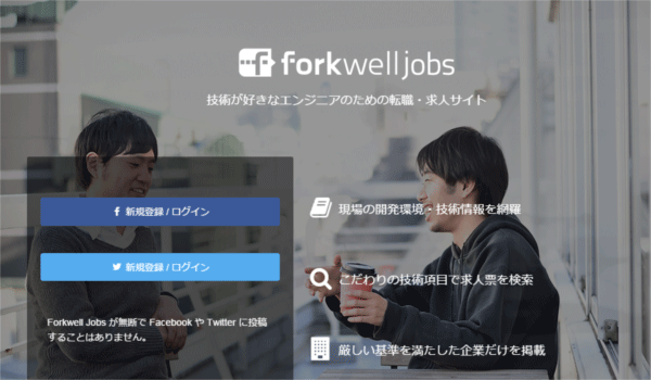 Forkwell Jobs